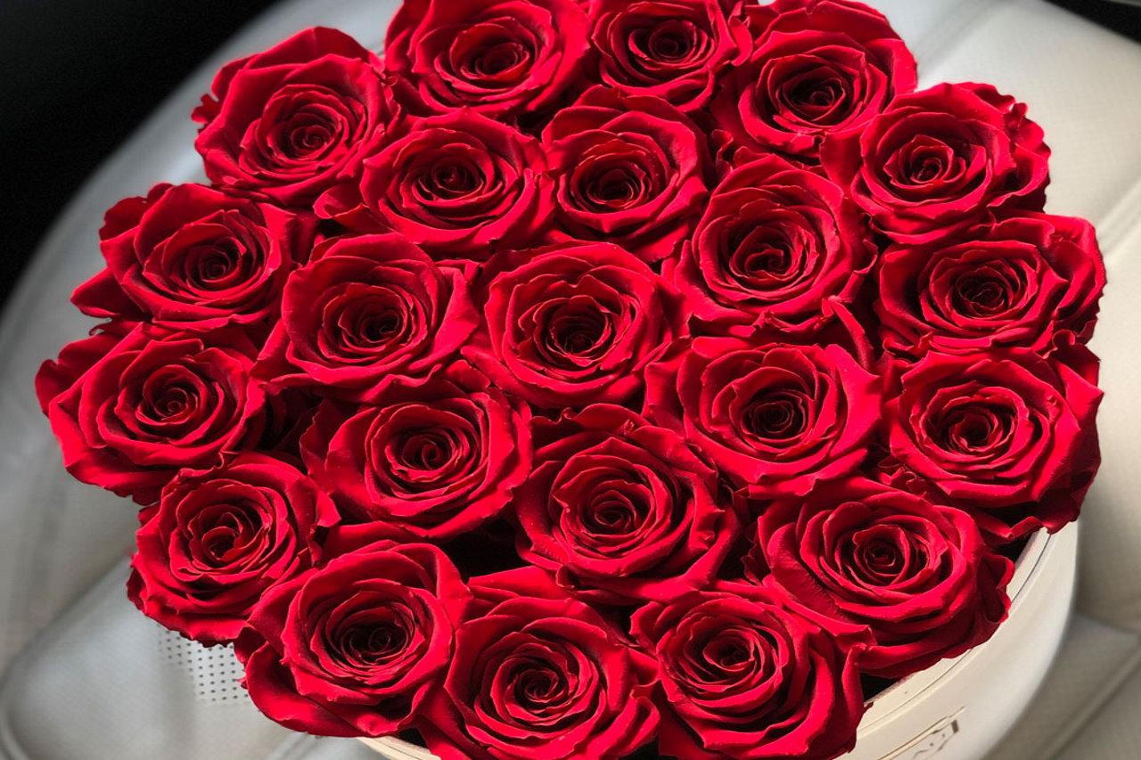 Kwiaty na odległość – doskonały pomysł na prezent!